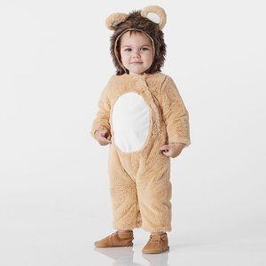 Pottery Barn Kids lion costume